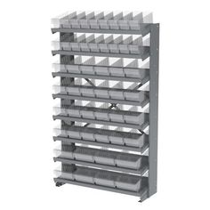 Akro-Mils APRSAST CRYSTAL Single Sided Pick Rack with 18 31142 and 24 31162 and 8 31182 Crystal Clear Akro Drawers by Akro-Mils. $608.80. From the Manufacturer                APRS ASTCRY Single Sided Pick Rack with angled shelves keep parts and supplies at the front of bins for easy access. Akro-Mils products save time and money by helping to increase material handling efficiency in virtually any industry. Our broad range of storage, organization and transport pr...