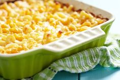 Southern Style Mac 'n Cheese