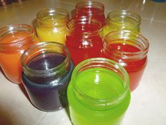 Bring pleasant aroma to your home by making this Freshener Gel !