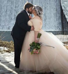 Cute plus size wedding dress                                                                                                                                                                                 More