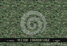 Vector army and huntingl camouflage pattern Camouflage, City Photo, Army, Pattern, Gi Joe, Military Camouflage, Military, Patterns, Model