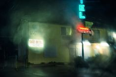 Paris Photo 2014 : Todd Hido at Galerie Particulière - The Eye of Photography Magazine Night Photography, Fine Art Photography, Street Photography, Cinematic Photography, Photography Basics, Scenic Photography, Aerial Photography, Landscape Photography, Robert Doisneau