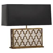 Robert Abbey Addison Wide Table Lamp in Weathered Brass with Black Shade Transitional Table Lamps, Contemporary Table Lamps, Robert Abbey Lighting, Classic Home Furniture, Dynamic Rugs, Residential Lighting, Black Table Lamps, Diy Mirror, Light Table