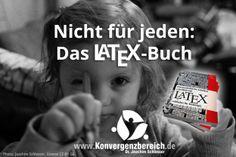 Das LaTeX-Buch – nicht für jeden.