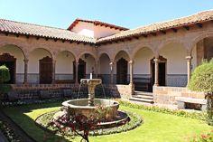 Museu Arzobispal de Cusco, integrante do Circuito Religioso Arzobispal. A entrada está incluída no Boleto Religioso.