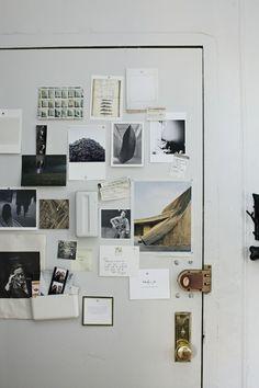 Scandinavian Design : Photo. Love this door