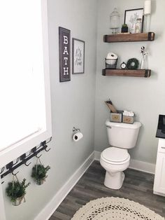 This week I'm sharing the VERY first completed room in our house! I have learned my lesson since starting these posts-- and from now on I promise not to wait w