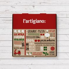 L' ARTIGIANO on Packaging of the World - Creative Package Design Gallery