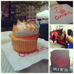 Food Truck Field Trips to Kick*ss Cupcakes