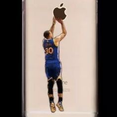 Stephen Curry #30 iPhone 6/6S Phone Case New! Brand new, Stephen Curry #30 Golden State Warriors NBA Basketball phone case. Only fits for the iPhone 6 and 6S. The color is clear and it is made of plastic. Make me an offer. No trades. Accessories Phone Cases
