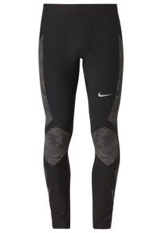 Tights Nike Performance REFLECTIVE TIGHT - Panty - Zwart Zwart: € 99,95 Bij Zalando (op 27-9-14). Gratis bezorging & retournering, snelle levering en veilig betalen!