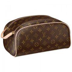 17b95dccd8183 M47528 Louis Vuitton King Size Kulturbeutel Louis Vuitton Herren Reise  Taschen