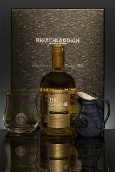 Bruichladdich – The Organic – The Connoisseur´s Tasting Kit » Bruichladdich-Collection