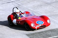 Lola Mk 1 1100 Climax Sports Racer #BR-24 - 1962