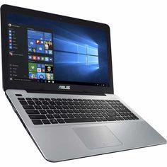 "New Asus X555YA AMD A8 8GB DDR3 1TB HDD Radeon R5 Graphics Black&White 15.6"" HD Laptop"