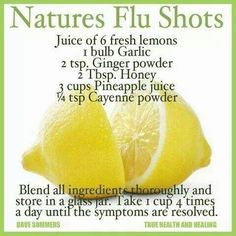 All natural immune booster!