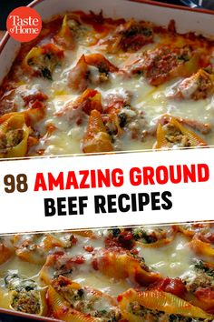 Smoked Meat Recipes, Sausage Recipes, Cooking Recipes, Hamburger Recipes, Slow Cooked Meals, Beef Meals, Ground Venison Recipes, Sweet Hawaiian Crockpot Chicken Recipe, Balsamic Beef