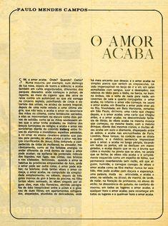 Arquivo Paulo Mendes Campos / Acervo IMS