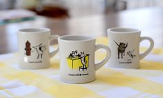 Bad Dog Wisdom and Video Kitty Mugs, an Uncommon Goods Review | My So Called Crafty Life