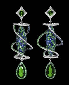 Dionea Orcini Jewelry   Linee Misteriose