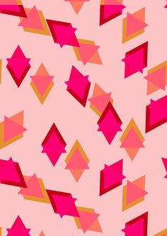 new pattern - gemetric - by cardboardcities