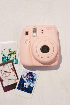 Fujifilm Instax Mini 8 Camera in Pink - Instax Camera - ideas of Instax Camera. Trending Instax Camera for sales. - Fujifilm Instax Mini 8 Camera in Pink