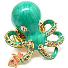 Octopus ring.. charming charlie