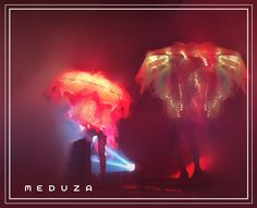 Colorful meduza light costume created by SHAI TOUBOUL DESIGN. Used for The Black Eyed Peas party. Promoted by MultiTalent ltd - stage, art & fashion Productions Company, for luxury private & business events For more exhibits you can visit: ex.MultiTalentltd... For more events entertainment enjoy: MultiTalentltd.com | #shaitouboul, #luxuryevnts, #multitalentltd, #artstagefashion, #costumedesign, #meduza, #entertainment, #red, #lightcostume |
