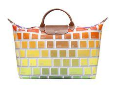 Pantone Tassen tas toetsenbordprint in pantone kleuren 100 jezelf