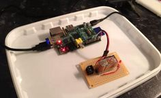 Open Sesame: Make Siri Open Your Garage Door via Raspberry Pi