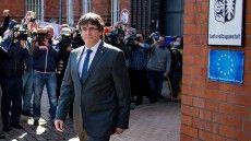 Katalanischer Seperatistenführer Puigdemont aus kurzfristiger deutscher Haft entlassen-Katalanien jubelt