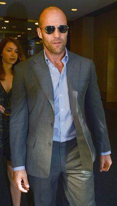 Jason Statham - love that!!! Oh My God!