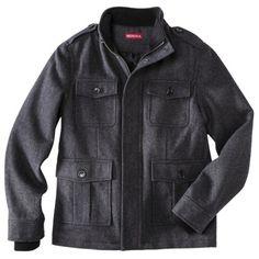 Target Merona Men's 4-Pocket Jacket for $22.74 (reg. $64.99)