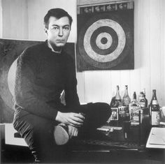 """Do something, do something to that,  and then do something to that.""  Jasper Johns."