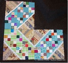 Quiltville's Quips & Snips!!: Appointments, Planners, Scraps & Quilt-Cam!