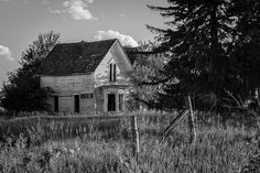 Gothic Window House -2