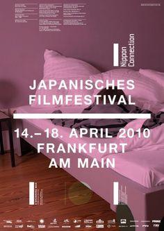 Swiss Design for a Japanese Film Festival