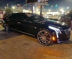 2017 Platinum TT on Gravity's 💣 Pimped Out Cars, Rims For Cars, Donk Cars, Cadillac Xts, Dodge Muscle Cars, Cadillac Fleetwood, Bugatti Cars, Best Luxury Cars, Super Sport Cars