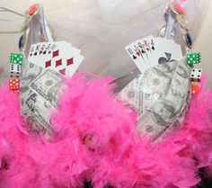 Bras and Brawn Breast Cancer Bras, Breast Cancer Awareness, Halloween Outfits, Halloween Costumes, Decorated Bras, Candy Costumes, September 10, Bustiers, Pink Bra