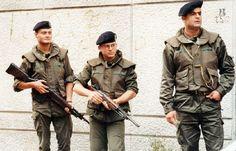 Italian Army, Cold War, Weapons, Military, History, Ireland, Weapons Guns, Guns, Historia
