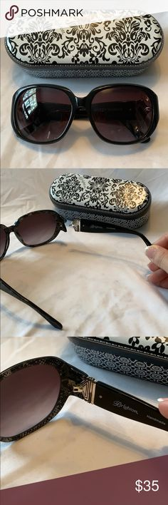 3e295c90e3 Brighton Sunglasses and case. Missing screw. Missing screw but otherwise  great condition with