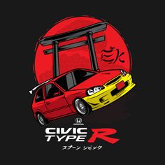 Check out this awesome design on Civic Car, Honda Civic, Acura Rsx Type S, Honda Brio, Jdm Wallpaper, Most Popular Cars, Street Racing Cars, Honda Jazz, Jdm Cars