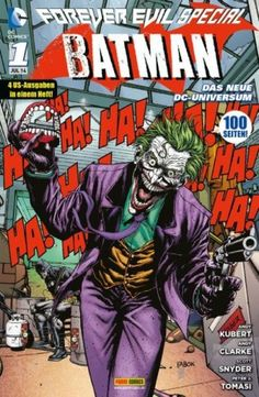 Forever Evil Special – Batman 01  3.5/5 Sterne
