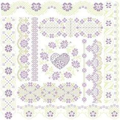 Floral Lace -  ANGIE DESIGNER - floral lace