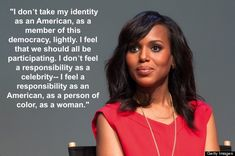 5 Kerry Washington Quotes That Prove She More Than Handles It