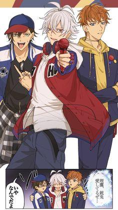 Anime Guys, Manga Anime, Anime Art, Falling In Love Again, I Fall In Love, Otaku, Attack On Titan Fanart, Anime Expressions, Rap Battle