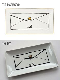 snail mail dish - Google Search