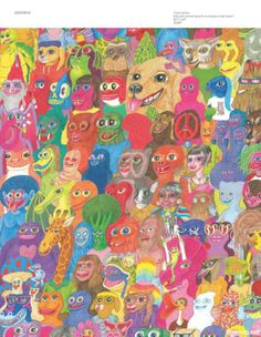 Matt Furie is doing some really awesome, hilarious illustration and comic stuff. Richard Scarry, Typography Layout, Illustration Art, Illustrations, Cool Pictures, Collage, Kids Rugs, Concept, Cool Stuff