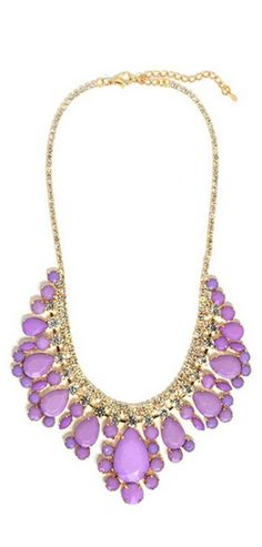 lavender shine collar