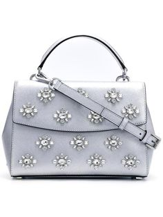 Michael Michael Kors маленькая сумка-тоут 'Ava'